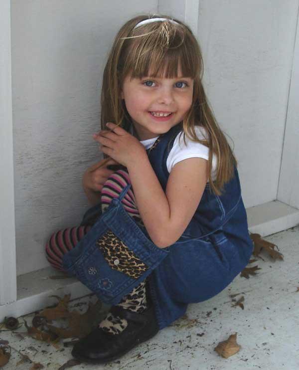 6-годишно-момиче