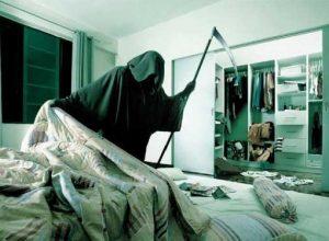 смъртта-край-леглото
