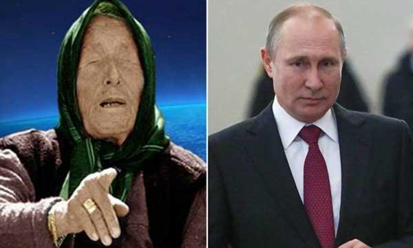 Путин-Ванга