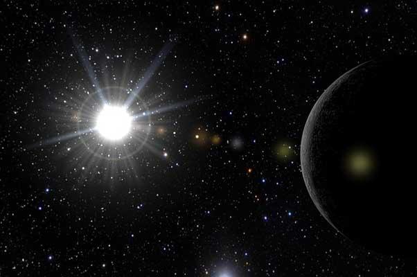 слънце-планета