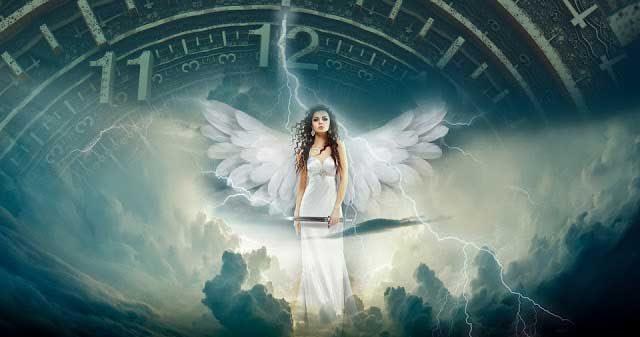 ангел-часовник