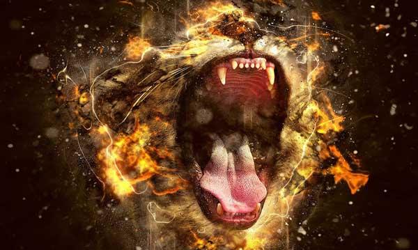 огнен-лъв