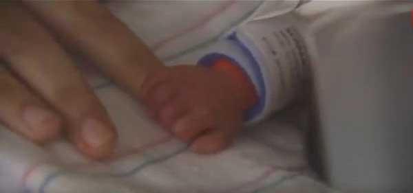 бебешка-ръчичка