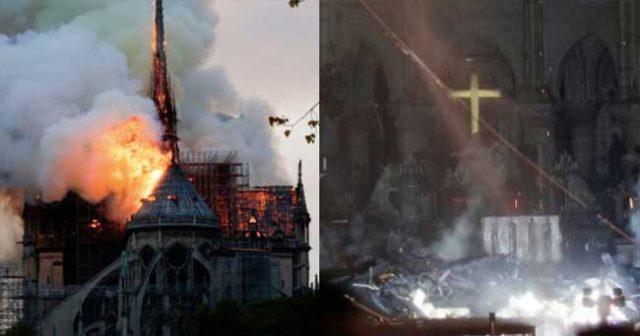 Чудо---олтар-и-кръст-в-Нотр-Дам-останали-непокътнати-след-пожара