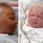 Бебе,-родило-се-с-пищна-сива-коса,-покори-сърцата-на-милиони!