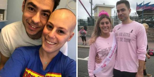 Болно-от-рак-момиче-предложило-на-приятеля-си-да-се-разделят,-но-той-имал-друга-идея