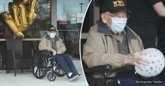 104-годишен ветеран се възстанови от коронавируса