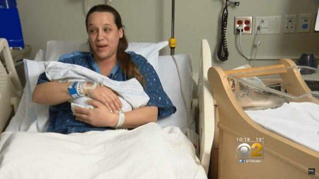 Шансът да се роди това бебе бил 1 на 48 милиона! А наглед си е най-обичайно момиче