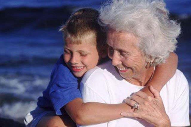 Любовта на бабите е най-безгранична!