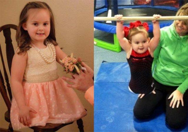 8-годишно момиченце, родено без крака, удивило всички и станало гимнастичка