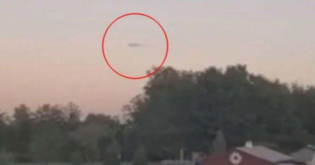 В Тенеси заснели бързо придвижващо се НЛО