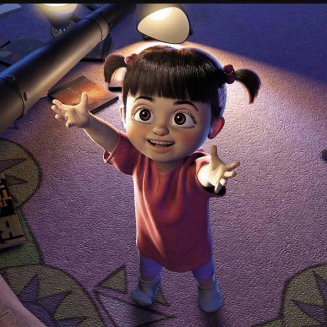 8-месечно момиченце прилича на известна героиня от анимация