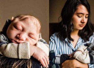 Само ден преди това бебе да си отиде фотограф заснел тези красиви мигове
