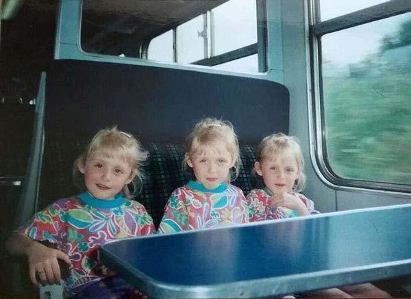 На 25 април 1987 г. в Дъблин се раждат уникални тризнаци.