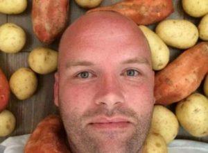 Мъж отслабвал цяла година, ядейки само картофи. Ето как е днес: