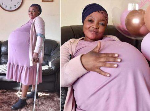 Абсолютен рекорд! Жена роди 10 бебета