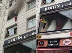 Героиня! По време на пожар майка спасила 4-те си деца