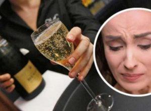 Учените установиха нервните жени трябва да пият шампанско ежедневно