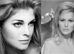 През 60-те е била ерата на най-красивите жени. Вижте тази подборка на редки красавици